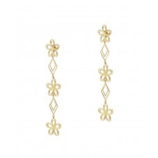 Amorcito Celestial Dangles Earring (Gold)