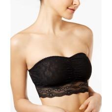 B.tempt'd by Wacoal Women's Lace Kiss Bandeau Bra (Black, XS)