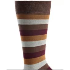 Bar III Men's Stripe Socks