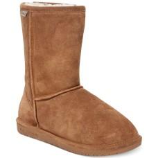 BEARPAW Emma Short Winter Boots  Rustcopper 7