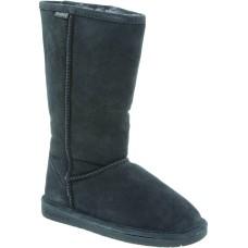 Bearpaw Women's Emma Tall Boot Charcoal Size 11