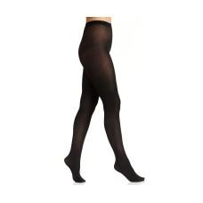 Berkshire Women's Luxe Opaque Tights (Black, 3X-4X)