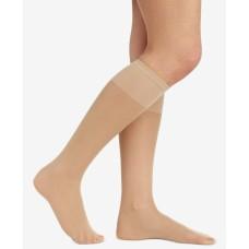 Berkshire Women's Sheer Support Knee Highs (Nude, 8-11)