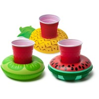 BigMouth Inc Inflatable Buffet and Salad Bar, Holds Drinks, Snacks and More, Tropical Fruits