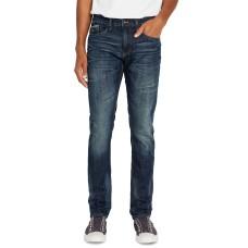 Buffalo David Bitton Men's Skinny Fit Max-X Jeans (Blue, 34X32)