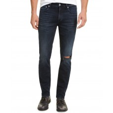 Calvin Klein Men's Slim-fit Jeans (Black Friday, 34X32)