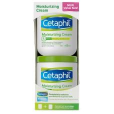 Cetaphil Moisturizing Cream 20 oz, 2-pack