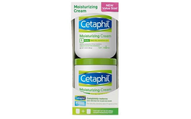 Moisturizing Cream 20 oz, 2-pack