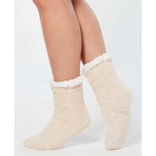 Charter Club Women's Chenille Slipper Socks