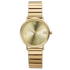 Charter Club Women's Gold-Tone Expansion Bracelet Watch 34mm