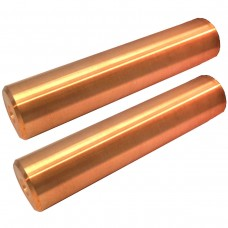 Chlorine-Free Sun Shock Replacement Copper Anode, 2-pack