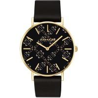 Coach Perry Quartz Black Dial Watch, 36mm