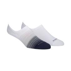 Cole Haan Men's 2-Pk. No-Show Socks (White, 7-12)