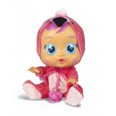 Cry Babies Fancy The Flamingo Doll (Pink)