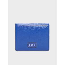 DKNY Gigi Leather Flat Wallet