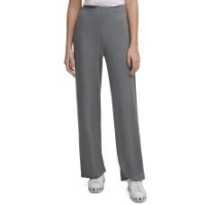 DKNY Women's  Wide-Leg Yoga Pants