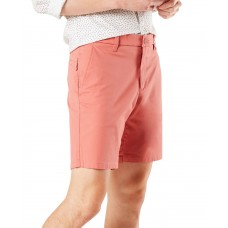 Dockers Men's Straight Fit Supreme Flex Ultimate Shorts (Crab Apple Flower, 36Reg)
