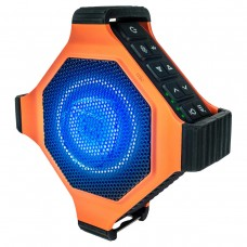 ECOXGEAR EcoEdge Plus Waterproof Bluetooth Speaker