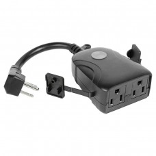 Feit Wi-Fi Smart Outdoor Plug 2-pack