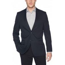 Haggar Men's Active Series Classic Fit Stretch Suit Separate (Blazer and Pant)