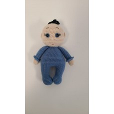 Handmade Amigurumi Baby Wool For Girls or Boys Funny Soft Toys Safety For Kids