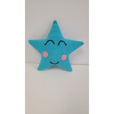 Handmade Amigurumi Wool Star ToyCrochet ToyStuffed Star ToyCotton Toy
