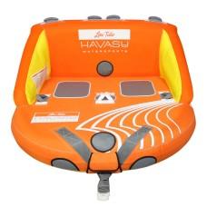 Havasu Watersports Low Tide, 1-3 Rider Towable, w/ 60′ WSIA Tube Rope