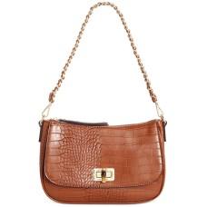 INC International Concepts Holliee Flap Baguette Shoulder Bag