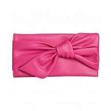 INC International Concepts INC Bowah Hands Through Clutch, Pink