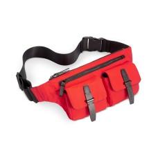 Kenneth Cole New York Vesey Belt Bag, Red