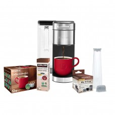 Keurig K-Supreme Plus C Single Serve Coffee Maker, with 15 K-Cup Pods, Multistream Technology