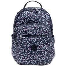 Kipling Go Seoul Backpack Handbag, Floral Rush