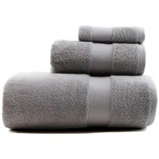 Lauren Ralph Lauren Wescott Hand Towel (Gray, 30″ x 16″)