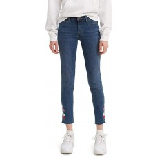 Levi's Women's 711 Embroidered Skinny Jeans, W29