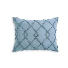 Lucky Brand Diamond Tuft Standard Pillow Sham 20″ X 26″
