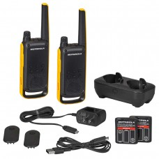 Motorola Solutions Talkabout T472 Two-Way Radios, 2-pack