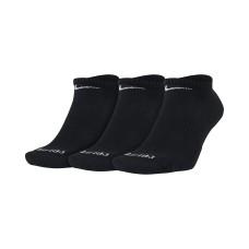 Nike Everyday Plus Cushion No Show Socks 3-Pair Pack