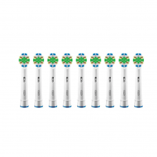 Oral-B Floss Action Replacement Toothbrush Heads, 9-count