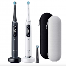 Oral-B iO Series 7c Rechargeable Toothbrush 2-pack