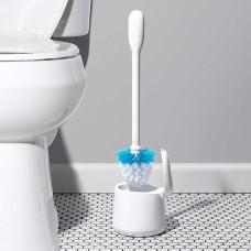 OXO SoftWorks Toilet Brush Set, 2-pack