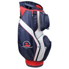 Pebble Beach Cart Bag14 Way TopFull Length Dividers Golf Sports Home Outdoor
