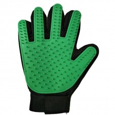 Pet Hair Removal & Grooming Glove 1Pc. For Dogs & Cats – Bathing & Massaging Glove For Pets