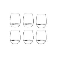 Riedel O Stemless Cabernet/Merlot Wine Glass (Set of 6)