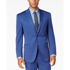 Sean John Mens Suit Seperate Stretch Blazer Two-Button