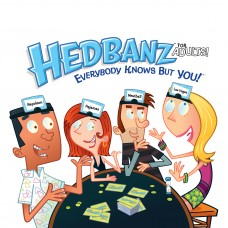 Spin Master Games Adult HedBanz Board Game (Multi)
