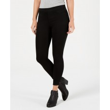 Style & Co Women's Mid-Rise Ankle Skinny Leggings (Black, Small)