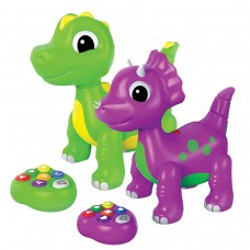 The Learning Journey: Dancing Dinos Set, Ages 2+ years