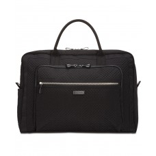 Vera Bradley Iconic Grand Weekender Travel Bag, Charcoal