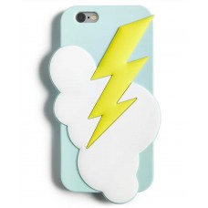 Cell Phone Protective Skin Case (Lightning Bolt – IPhone 7)