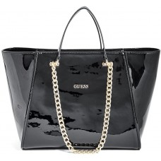 GUESS Nikki Chain Tote